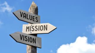 ミッションとビジョン